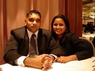 Shehan and Dhashanthi