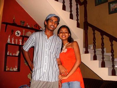 Chaa and Nirmali